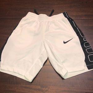 Nike Elite shorts. Inseam 8.